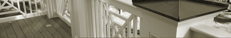 Porches, Patios and Decks Portfolio